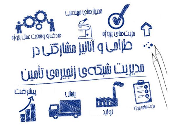 طراحی و آنالیز مشارکتی در مدیریت شبکهی زنجیرهی تأمین